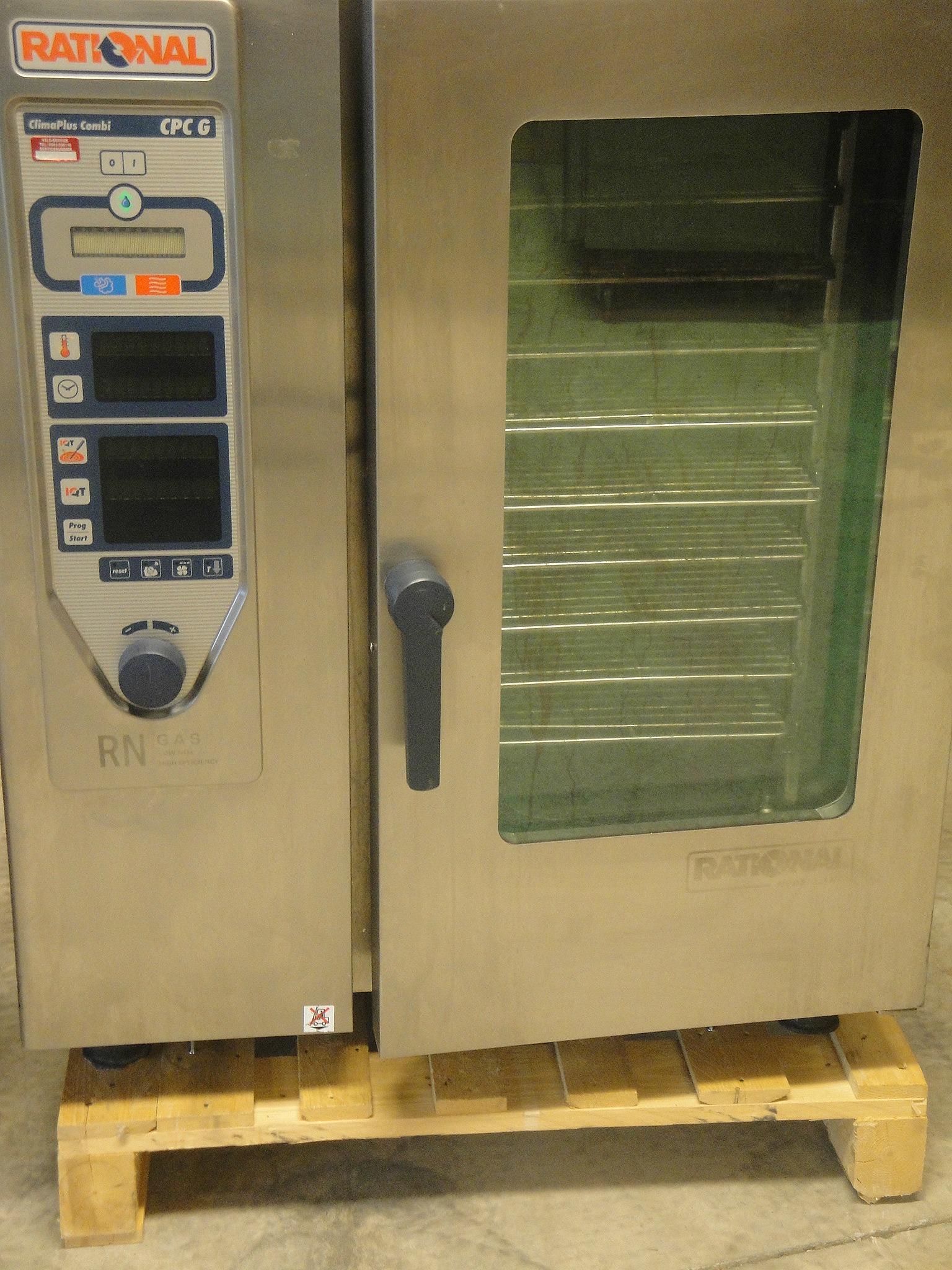 Horeca ovens tweedehands keukentafel afmetingen for Horeca keukens tweedehands